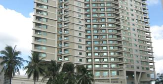 Mandarin Plaza Hotel - Cebu City - Building