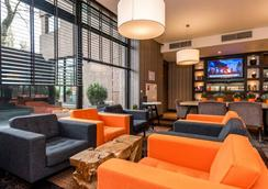 Xo Hotels Park West - Amsterdam - Area lounge