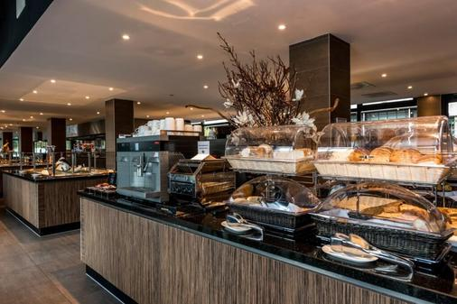 Xo Hotels Park West - Amsterdam - Buffet
