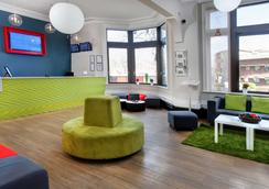 Best Western London Peckham Hotel - London - Reception