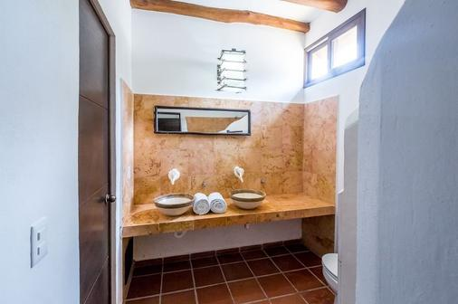 Holbox Dream Beach Front Hotel by Xperience Hotels - Holbox - Bathroom