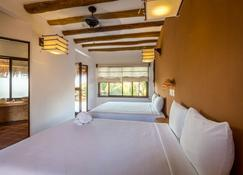Holbox Dream Beach Front Hotel by Xperience Hotels - Holbox - Makuuhuone