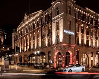 The Vault Hotel - Хельсингборг - Здание