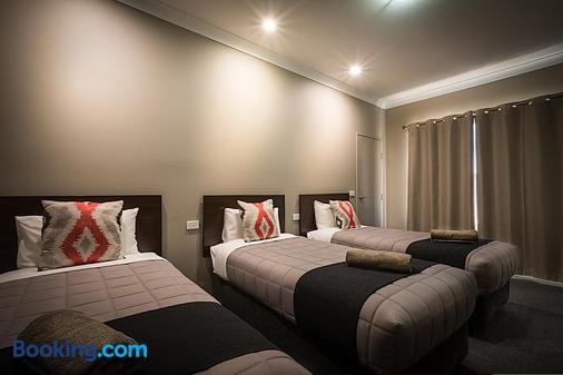 Akuna Motor Inn And Apartments - Dubbo - Bedroom