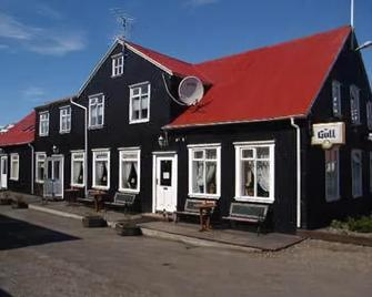 Tærgesen - Guest House - Reydarfjordur - Gebouw