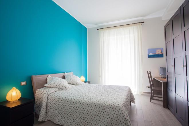 伊爾索勒布魯酒店 - 特拉帕尼 - 特拉帕尼 - 臥室