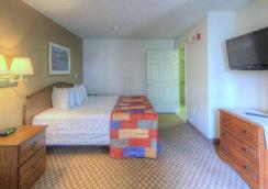 Intown Suites Orlando/Florida Turnpike - Orlando - Bedroom