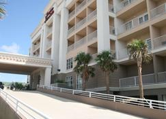 Hampton Inn & Suites Galveston - Galveston - Bangunan