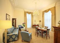 Hotel de France - Vienna - Living room