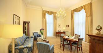 Hotel de France - Viena - Sala de estar