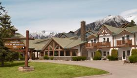 Canmore Rocky Mountain Inn - Canmore - Edificio