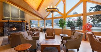 Canmore Rocky Mountain Inn - Canmore - Lounge