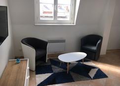 Résidence Le Bristol Amiens Centre - Amiens - Living room