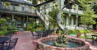 Florida House Inn - Fernandina Beach - Patio