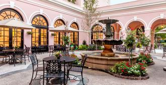 The Mills House Wyndham Grand Hotel - Charleston - Patio