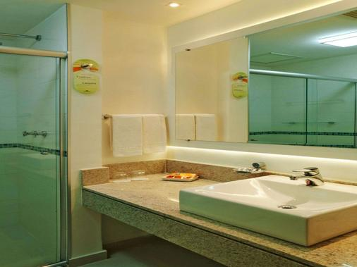 Comfort Hotel Nova Paulista - Sao Paulo - Bathroom