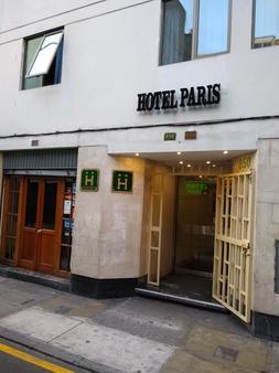 Hotel Paris Lima - Lima - Building