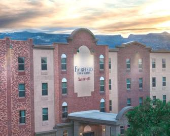 Fairfield Inn & Suites by Marriott Grand Junction Downtown/Historic Main Street - Grand Junction - Building