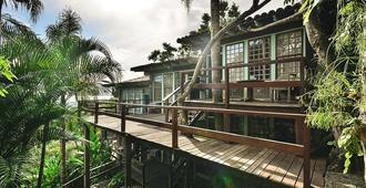 Porto Pousada Saco da Capela - Ilhabela - Vista del exterior