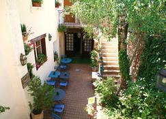 Hotel de Bourgogne - Saulieu - Outdoors view