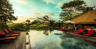 Jungle Retreat by Kupu Kupu Barong - Ubud - Pool