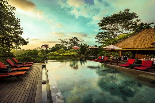 Jungle Retreat by Kupu Kupu Barong - Ubud - Uima-allas