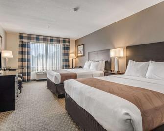 Quality Inn - Gresham - Schlafzimmer