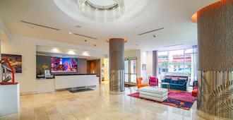 Yve Hotel Miami - Miami - Front desk