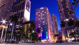 Yve Hotel Miami - Майами - Вид снаружи