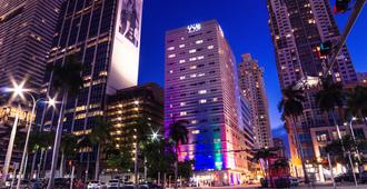 Yve Hotel Miami - Miami - Outdoors view