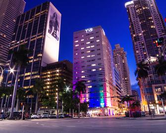Yve Hotel Miami - Miami - Outdoor view