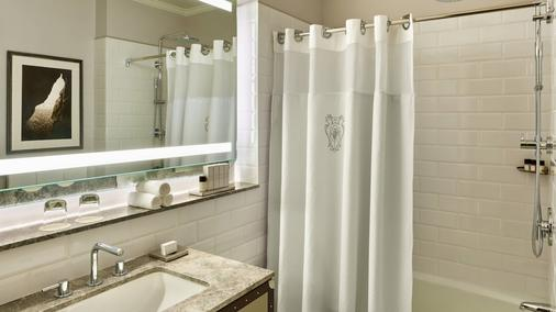 Palace Hotel, a Luxury Collection Hotel, San Francisco - San Francisco - Bathroom