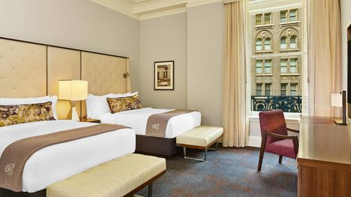 Palace Hotel, a Luxury Collection Hotel, San Francisco - San Francisco - Makuuhuone