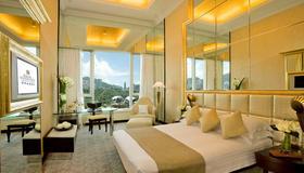 Regal Hongkong Hotel - Hongkong - Schlafzimmer