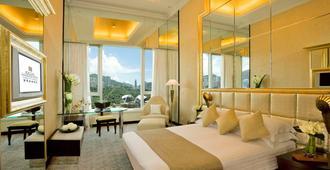 Regal Hongkong Hotel - Hong Kong - חדר שינה