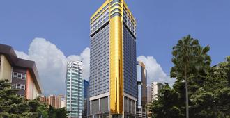 Regal Hongkong Hotel - Hong Kong - Building