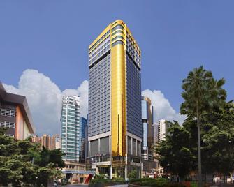 Regal Hongkong Hotel - Hong Kong - Building