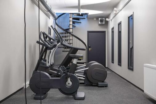 Clarion Hotel Air - Sola - Gym