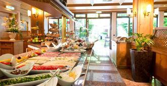 King's Hotel Center - Munique - Restaurante