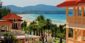 Centara Grand Beach Resort Phuket - Karon - Πισίνα