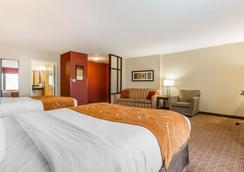 Comfort Suites - Блайт - Спальня