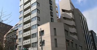 City Pension Zem - Tô-ky-ô - Toà nhà
