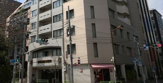 City Pension Zem - Tokyo - Toà nhà