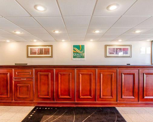 Quality Inn Dyersburg I-155 - Dyersburg - Recepción