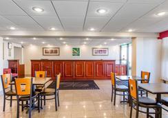 Quality Inn Dyersburg I-155 - Dyersburg - Restaurante