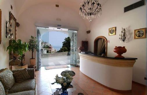 Hotel Royal Prisco - Positano - Vastaanotto
