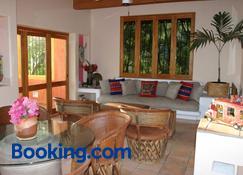 Quinta Del Encanto - Punta de Mita - Sala de estar