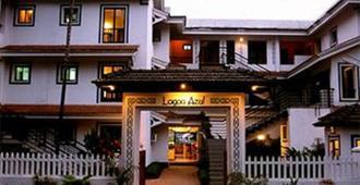 Resort Lagoa Azul - Baga - Bâtiment