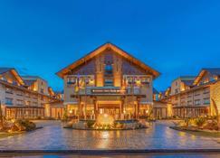 Wyndham Gramado Termas Resort & Spa - Gramado - Κτίριο