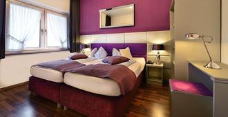 Hotel Am Wehrhahn - דיסלדורף - חדר שינה